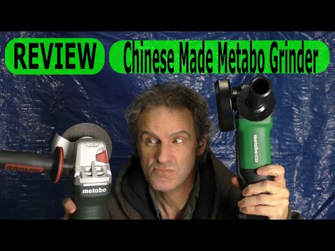 Review: Chinese Metabo HPT Vs German Made Metabo, This Might Shock You!