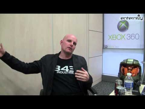 Halo 4 Frank O'Connor Interview