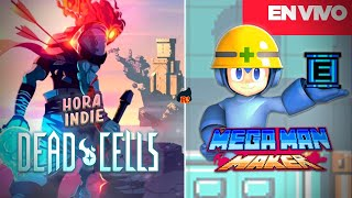 INDIE DAY: DEAD CELLS - NIVELES MEGA MAN MAKER
