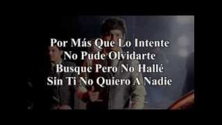 La Única Tropical - Te Necesito Con Letra (Renzo Palacios) - Primicia 2013 Audio Oficial