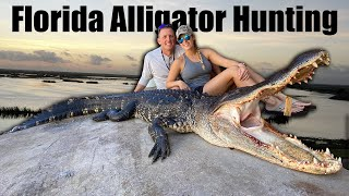 Giant Florida Gator {Catch Clean Cook} Gourmet Alligator Recipe