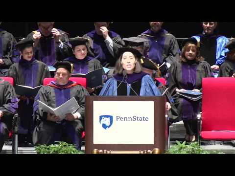 Penn State Law Commencement 2018