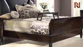 Milieu Park King Sleigh Bed C7103-53-54-58 By Fairmont Designs