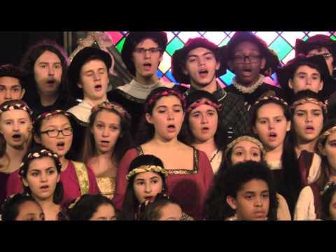 Atlanta International School - Holiday Madrigal Feast 2015 - Auld Lang Syne