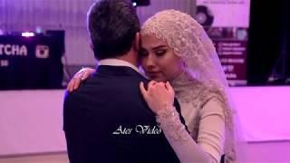 Baba ile Kızının Duygulu dansı ( Metin , Özlem )