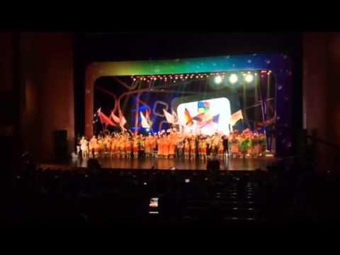 Joy Dancing Beijing 2015