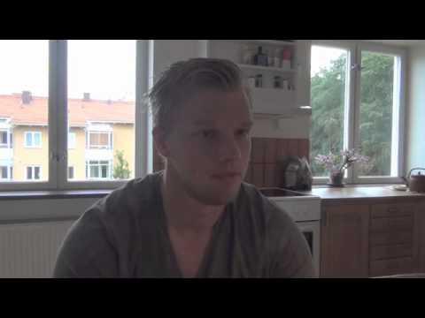 Carl Söderberg hemma i Malmö igen