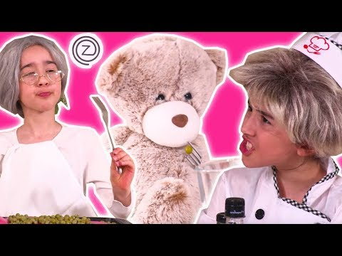 THE FINAL! Olivia Vs. Lilliana 🍳 Zuzaachef: Episode 3 🍳 - Princesses In Real Life - Kiddyzuzaa
