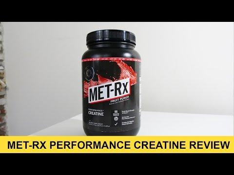 MET-Rx Performance Creatine