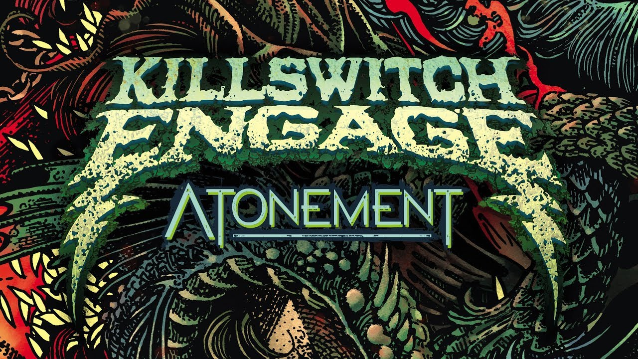 Killswitch Engage Unleashed Official Visualizer Youtube