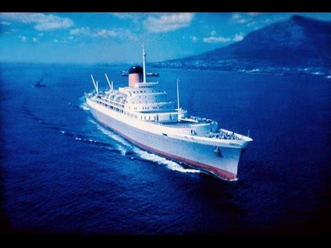 RMS Transvaal Castle - Union Castle Line