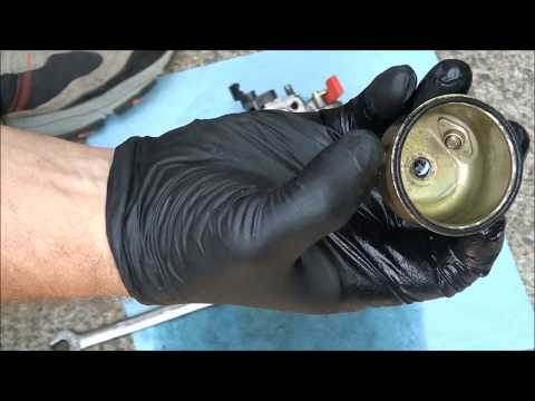 Homelite Pressure Washer HONDA side shaft 179cc Engine ~ CARURETOR Removal and Rebuild tune up