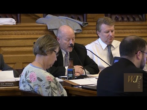 Kansas House Committee Action on HB 2410 - K-12 School Funding Part 1