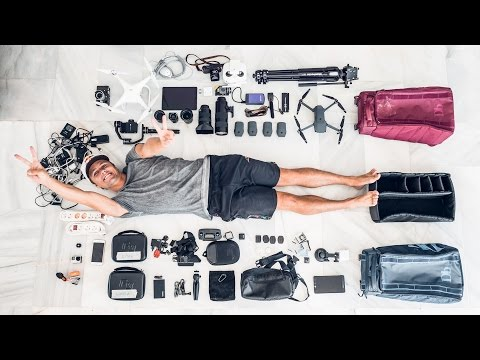 WE HAVE TOO MUCH CAMERA GEAR! | VLOG 177