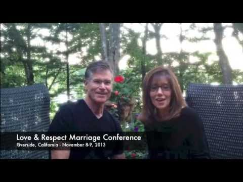 Love & Respect Marriage Conference ~ Riverside, CA ~ November 8-9, 2013
