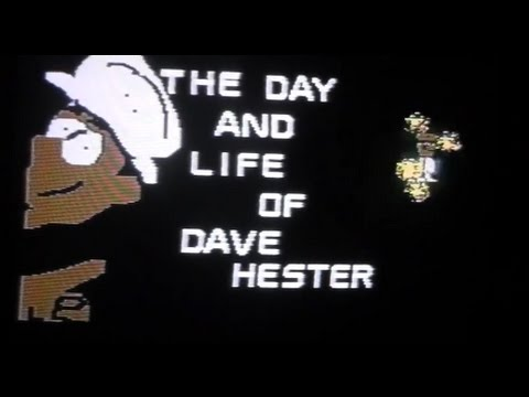 The Day and Life of Dave Hester by Michael Fields