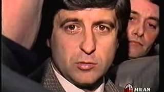 Milan-Catanzaro 0-1 stagione 81-82