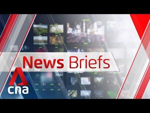 Singapore Tonight: News in brief Oct 25