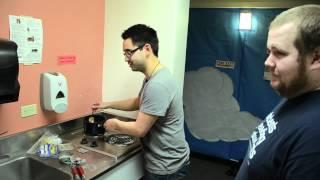 Dorm Gourmet Episode 1: Tuna Ramen Casserole