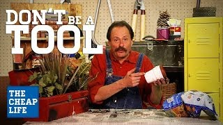 Toolbox Planter |  The Cheap Life With Jeff Yeager | Aarp