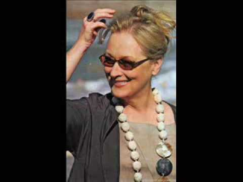 Meryl Streep- I have a dream