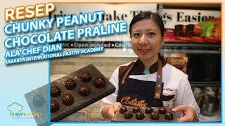 Resep Chunky Peanut Chocolate Praline ala Chef Dian dari JIPA yang Bikin Pasangan Tambah Sayang