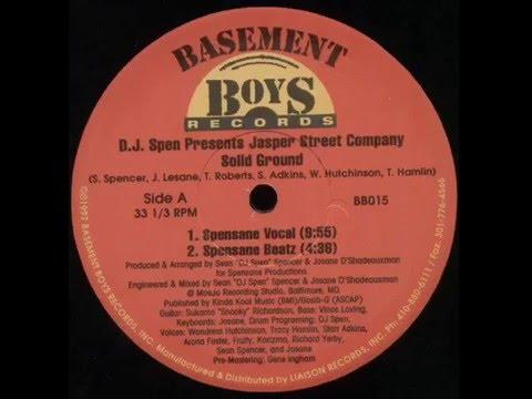 D.J. Spen Presents Jasper Street Company  -  Solid Ground (Spensane Vocal)