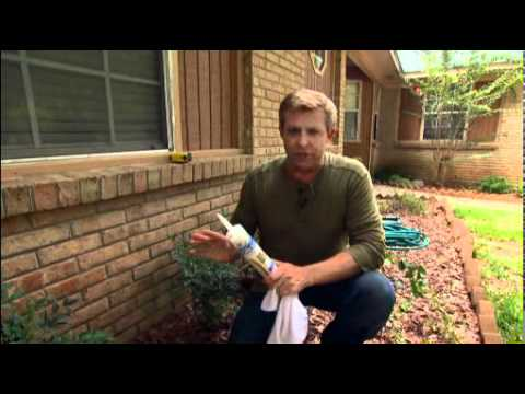 How to Choose Caulking for Sealing the Exterior of Your Home
