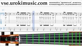 Как играть на виолончели Drake - God's Plan Табы um-i821