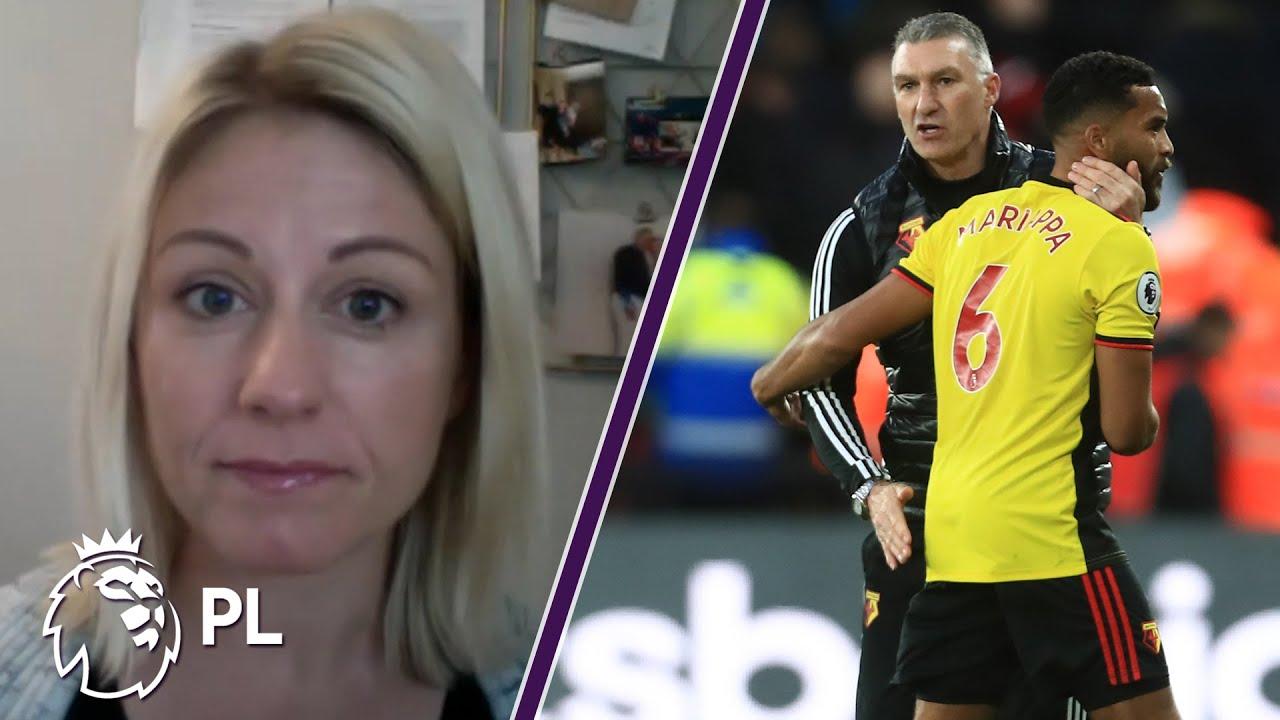 Watford's Nigel Pearson gives Adrian Mariappa update | Inside the Mind w/ Rebecca Lowe | NBC Sports