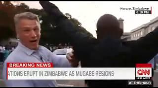 Zimbabwe's President R G Mugabe Resigns ~ Prophecy Confirmation