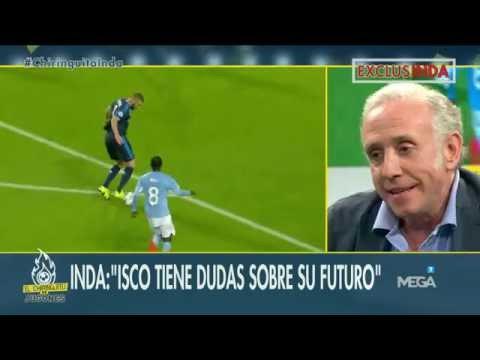 """EXCLUSINDA: """"Isco tiene DUDAS sobre su FUTURO en el Real Madrid"""""""
