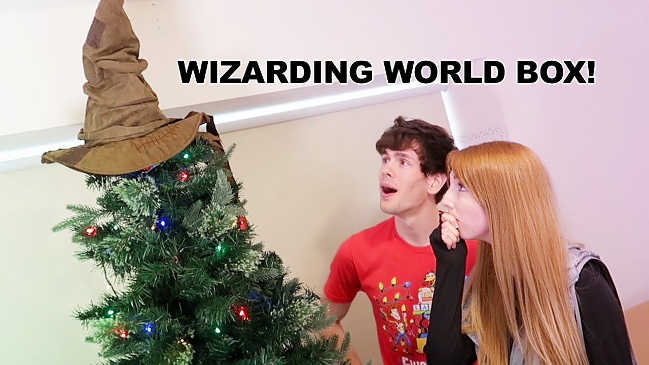 Download Christmas Harry Potter Wizarding World Unboxing!