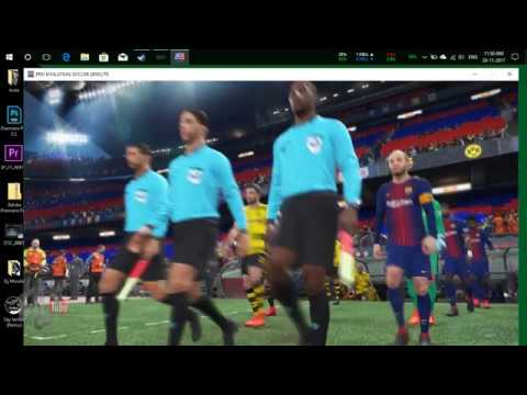 PES 2018 NO MORE LAG on LOW END PC | JLTube
