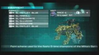 Zoids Assault - Review