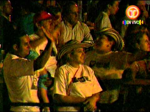 Oscar D' Leon   Carnaval de Panama 2008