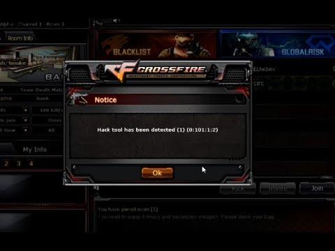 loi hack tool has been detected trong cf - Crossfire West: Hack tool has been detected & Bitdefender ! FIX !