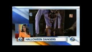 Halloween Health and Safety Tips for Kids