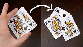 Intermediate Card Trick - Tutorial | TheRussianGenius thumbnail