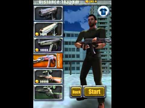 Distinguished Parkour game, 【3D City Run 2】,Sequel of 3D City runner