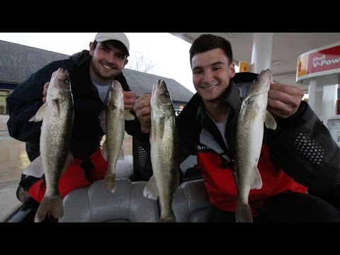 Catch & Cook - How to Filet a Walleye