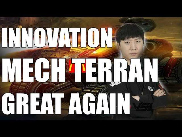 EYES OF A PROGAMER - Innovation Meching Terran Great Again (Homestory Cup Finals!)