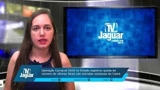 Operação Carnaval 2018 no Estado registrou queda de número de vítimas fatais nas estradas estaduais