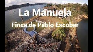 Impactante visita a la Finca Manuela Pablo Escobar