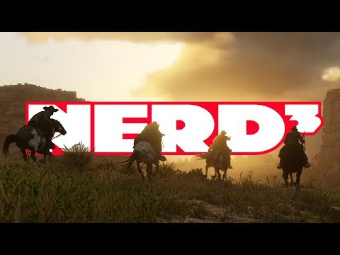 Nerd³ Plays… Red Dead Redemption 2 - Grand Theft Deliverance thumbnail
