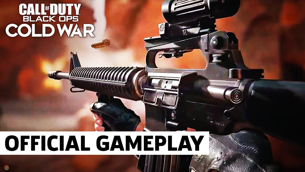 Call Of Duty Black Ops Cold War Weapon Classes Scorestreaks Gunsmiths Operators Explained Youtube