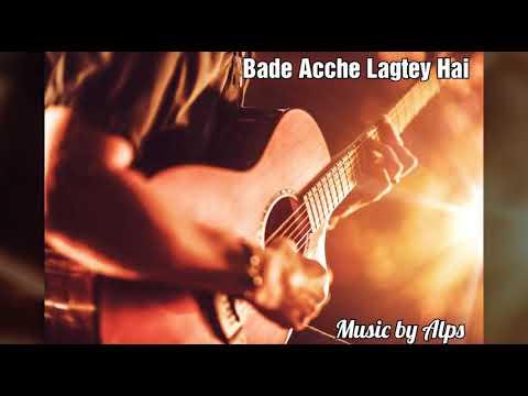 Bade Achhe Lagtey Hain - Balika Badhu -  Music By Alpesh - Hindi Songs - Bade Acche - Sakshi Tanwar