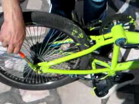 Como pintar bmx parte 6 youtube for Pintar bicicleta spray