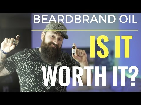 Beardbrand Oil Review | Is it worth it?