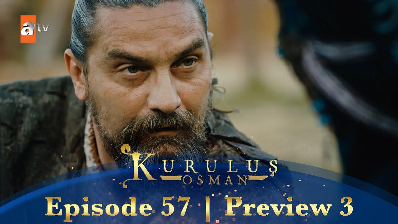 Kurulus Osman Urdu | Episode 57 Preview 3